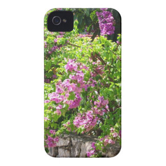 iPhone 4 / 4s flower case