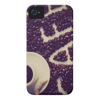 iPhone 4/4S Hard Plastic Case - Café Mocha iPhone 4 Case