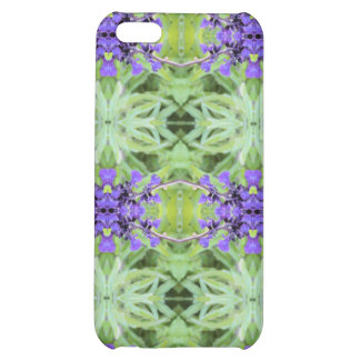 iPHONE 4/4S hard speck case  in Greens and Blues Case For iPhone 5C