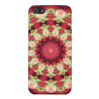iPHONE 4/4S HARD SPECK CASE  Red Geometric design Case For iPhone 5