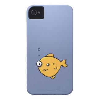 iPhone 4 4s Strange Fish Mobile Phone Case