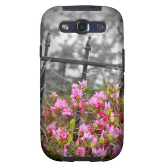 iPhone 4, Barely There    Flowers Samsung Galaxy S3 Covers