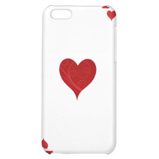 iPhone 4 Case - Ace of Hearts Playing Card