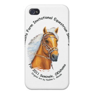 iPhone 4 Case, Almosta Farm Shindig and Trail Ride