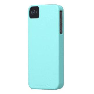 iphone 4 case aqua turquoise teal color