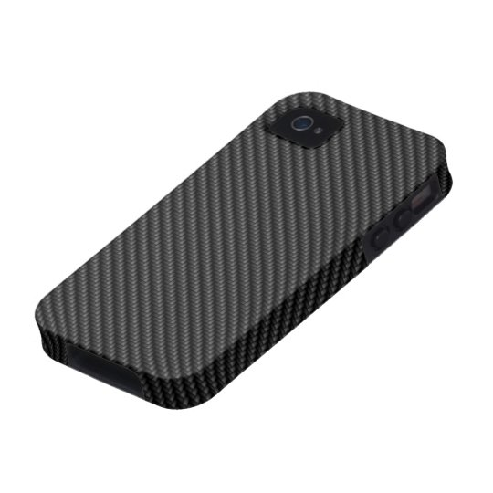 iPhone 4 case Carbon 3D