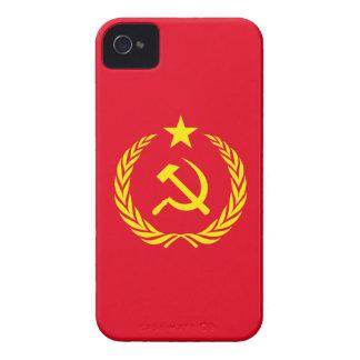 iPhone 4 Case Cold War Communist Flag