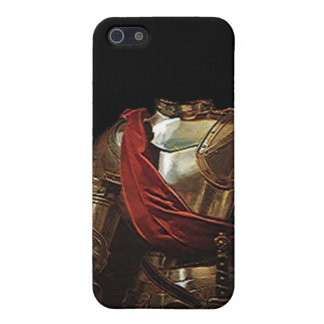 Iphone 4 Case Empty Armor Headless Knight gamers