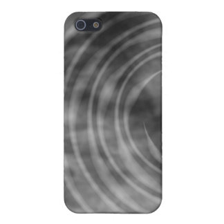 iPhone 4 Case - Ethereal Swirl (black)