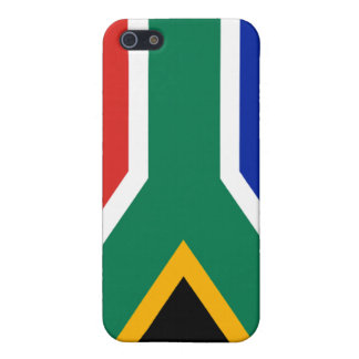 iPhone 4 Case - Flag of South Africa