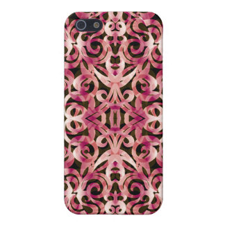 iPhone 4 Case Floral abstract background