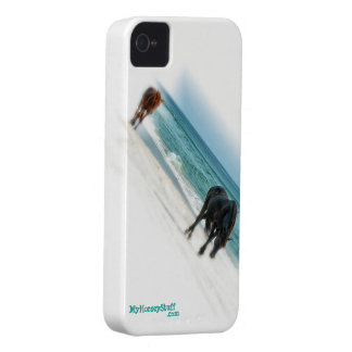 iphone 4 case, horse design, equestrian