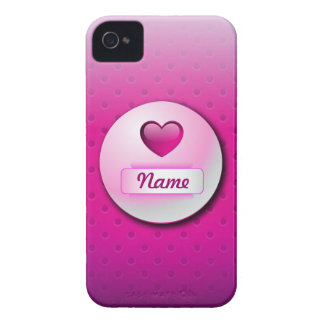 iPhone 4 Case icon heart love