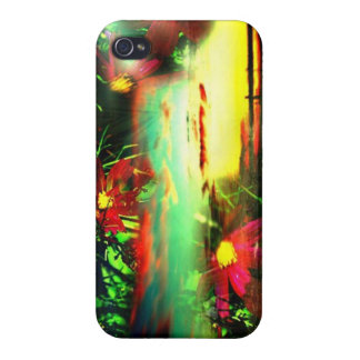 "iPhone 4 Case ""Liliana's Playground"""