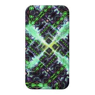 "iPhone 4 Case ""Lost & Found Purple"""