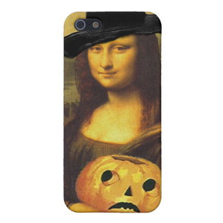 iPhone 4 Case Mona Lisa art during Witch Hunts
