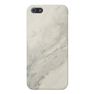 iPhone 4 Case Pale Blue Marble Design 01