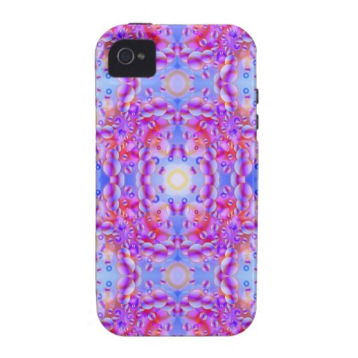 iPhone 4 Case Psychedelic Visions