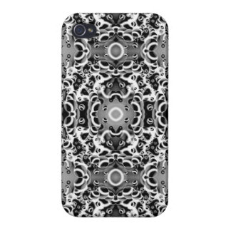 iPhone 4 Case Savvy Psychedelic Visions