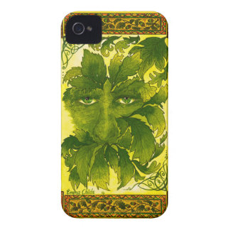 iphone 4 case The Green Man