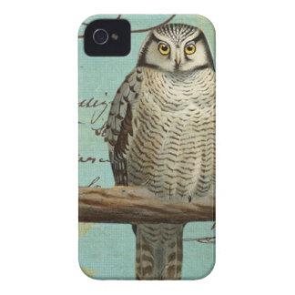 iphone 4 case.. .Vintage Owl Case-Mate iPhone 4 Case