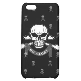 iPhone 4 Case with Skull Crossbones