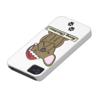 Iphone 4 Christmas case