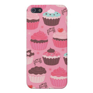 Iphone 4 Cupcake Case by Fluff iPhone 5 Cases