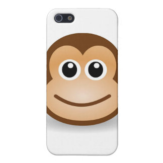 iPhone 4 cute monkey case iPhone 5/5S Cover