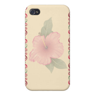 iPhone 4 - Dreamy Flower Case iPhone 4 Case