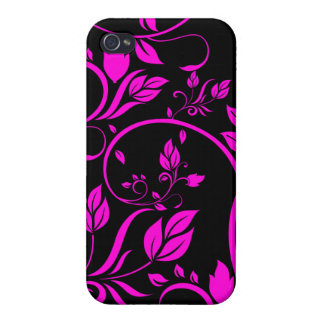 IPhone 4 Electic Floral Case iPhone 4 Cases