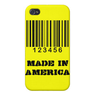 IPhone 4 G / Made in America iPhone 4 Covers