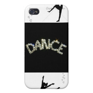 Iphone 4 hard cover Dance case. iPhone 4/4S Cases