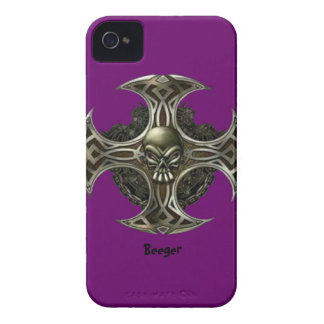 Iphone 4 ID - Metal Blade iPhone 4 Covers