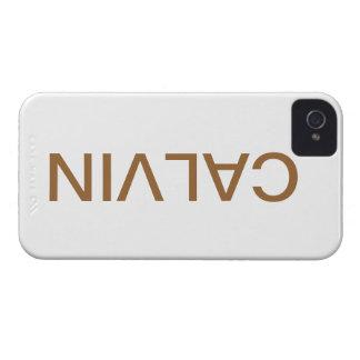 Iphone 4 named case (CALVIN)