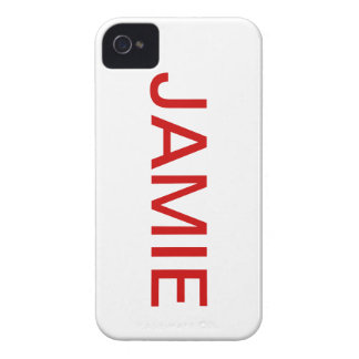 Iphone 4 named case (JAMIE)