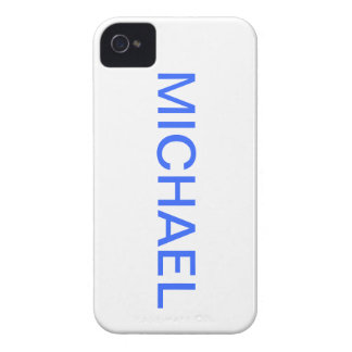 Iphone 4 named case (MICHAEL)