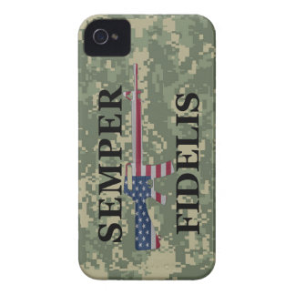 iPhone 4 Semper Fidelis Green Camo Case-Mate iPhone 4 Case