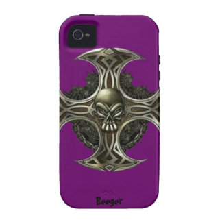 Iphone 4 tough - Metal Blade Case-Mate iPhone 4 Cover