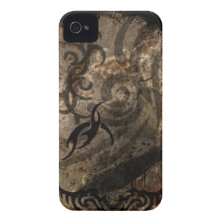 iPhone 4 Tribal Grunge Case