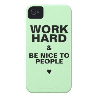 iPhone 4s Case Motivational: Green
