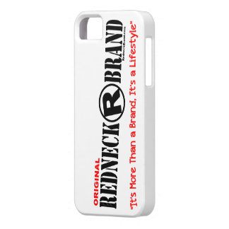 iPhone 5/5S Barely There case Redneck Brand