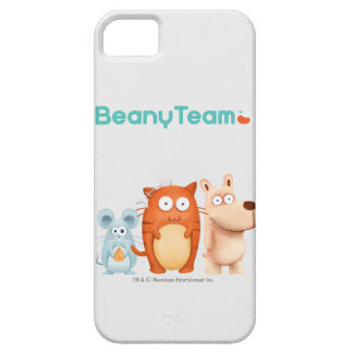 iPhone 5/5S Case: BeanyTeam™ - Cat & Mouse & Dog
