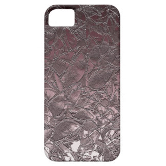iPhone 5/5s Case Grunge Relief Floral Abstract