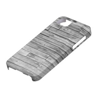 iPhone 5/5S Case - Weathered Barn Wood
