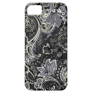 iphone 5/5s case with unique batik pattern#09