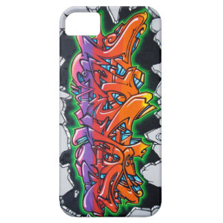 iPhone 5/5s Graffiti Case