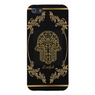 iPhone 5/5S  hand henna hamsa iPhone 5/5S Covers