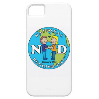iPhone 5/5S National Hugging Day tm Case iPhone 5 Cover
