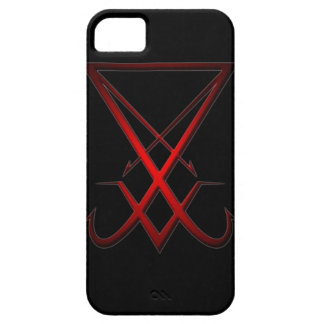 iPhone 5/5s Phone Case with Lucifer's Sigil Barely There iPhone 5 Case